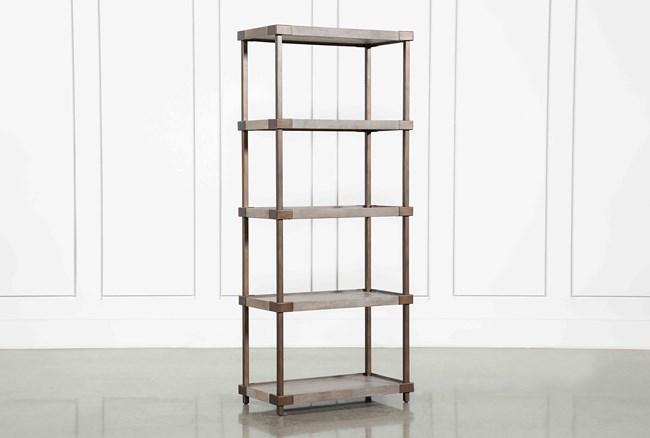 Pavilion Open Bookshelf By Nate Berkus And Jeremiah Brent  - 360