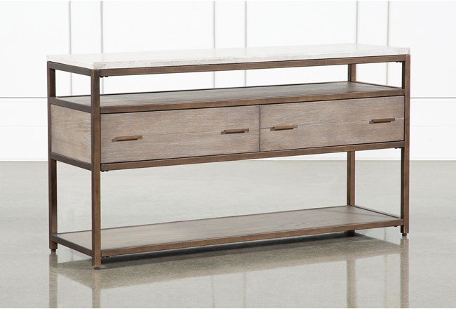 Pavilion Sofa Table By Nate Berkus And Jeremiah Brent  - 360