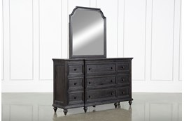 Galerie Dresser/Mirror By Nate Berkus And Jeremiah Brent