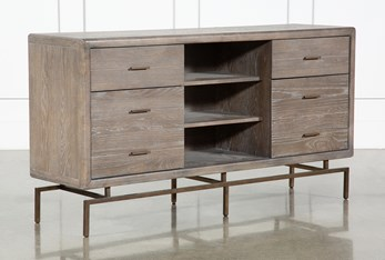 """Pavilion 66"""" Buffet By Nate Berkus And Jeremiah Brent"""