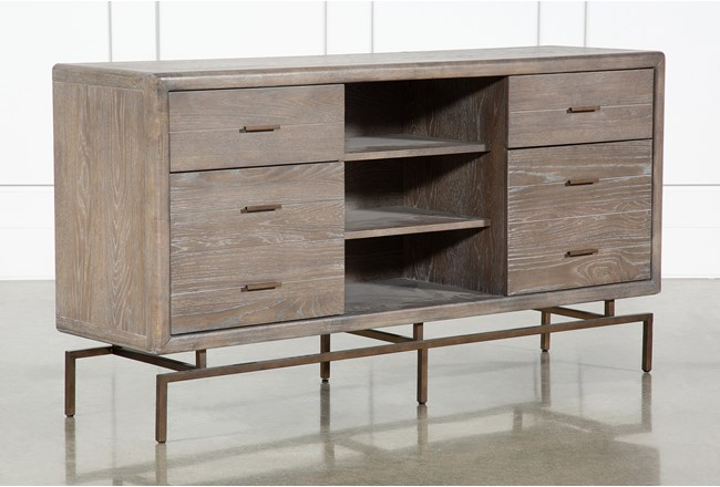 "Pavilion 66"" Buffet By Nate Berkus And Jeremiah Brent  - 360"