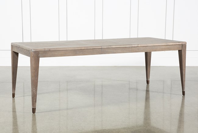 Pavilion Rectangle Extension Dining Table By Nate Berkus And Jeremiah Brent  - 360
