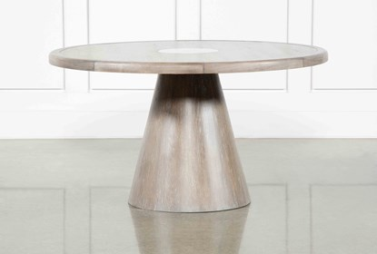 Peachy Pavilion Round Dining Table By Nate Berkus And Jeremiah Brent Download Free Architecture Designs Licukmadebymaigaardcom