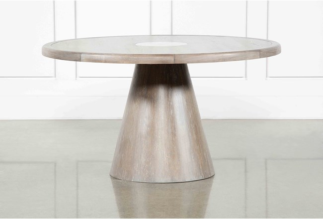 Pavilion Round Dining Table By Nate Berkus And Jeremiah Brent  - 360