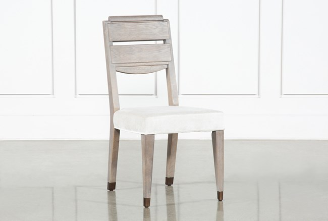 Pavilion Side Chair By Nate Berkus And Jeremiah Brent  - 360