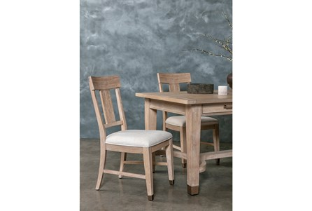 Gramercy 7 Piece Rectangle Dining Set With Side Chairs By Nate Berkus And Jeremiah Brent