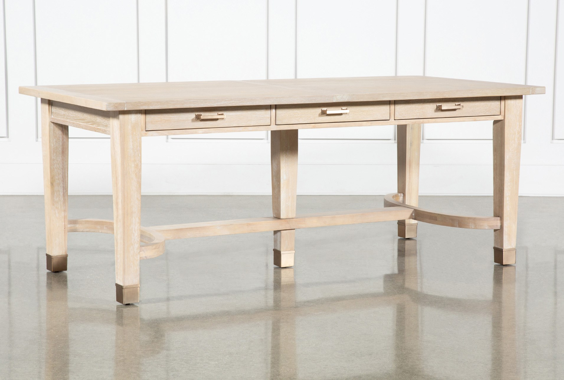 Nate Berkus Gold Coffee Table.Gramercy Rectangle Dining Table By Nate Berkus And Jeremiah Brent