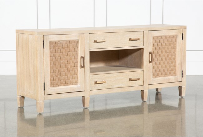 Gramercy 70 Inch Tv Stand By Nate Berkus And Jeremiah Brent  - 360