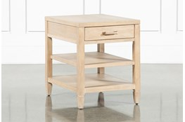 Gramercy Rectangle End Table By Nate Berkus And Jeremiah Brent