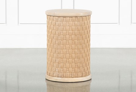 Gramercy Round Accent Table By Nate Berkus And Jeremiah Brent