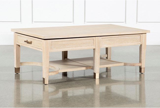 Gramercy Lift-Top Storage Coffee Table By Nate Berkus And Jeremiah Brent  - 360