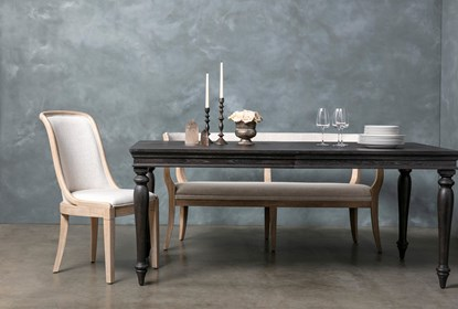 Galerie Rectangle Extension Dining Table By Nate Berkus And Jeremiah B