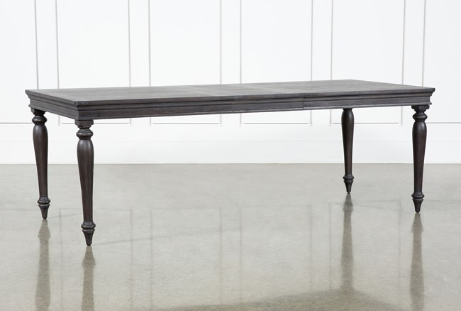 Galerie Rectangle Extension Dining Table By Nate Berkus And Jeremiah Brent  - 360