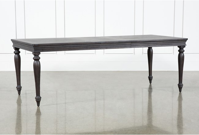 Galerie Rectangle Extension Dining Table By Nate Berkus And Jeremiah B 360