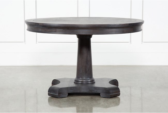 Galerie Round Dining Table By Nate Berkus And Jeremiah Brent  - 360