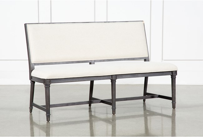 Galerie Dining Bench By Nate Berkus And Jeremiah Brent  - 360