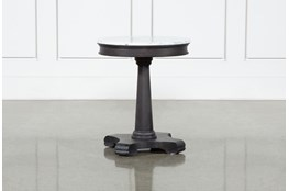 Galerie Round Accent Table By Nate Berkus And Jeremiah Brent
