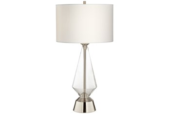 Table Lamp-Clear Totem