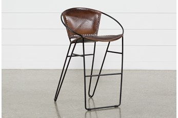 "Veneto 35"" Counter Stool"