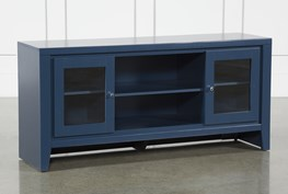 Century Blue 60 Inch Tv Stand