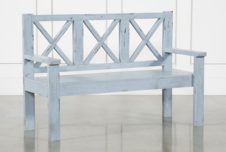 Griffith Bench - Main