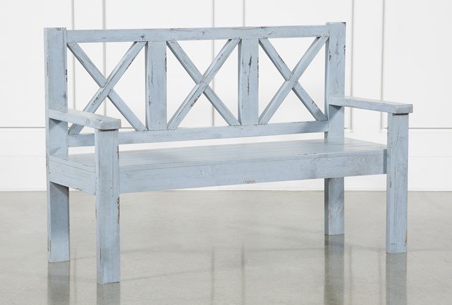 Griffith Bench - 360