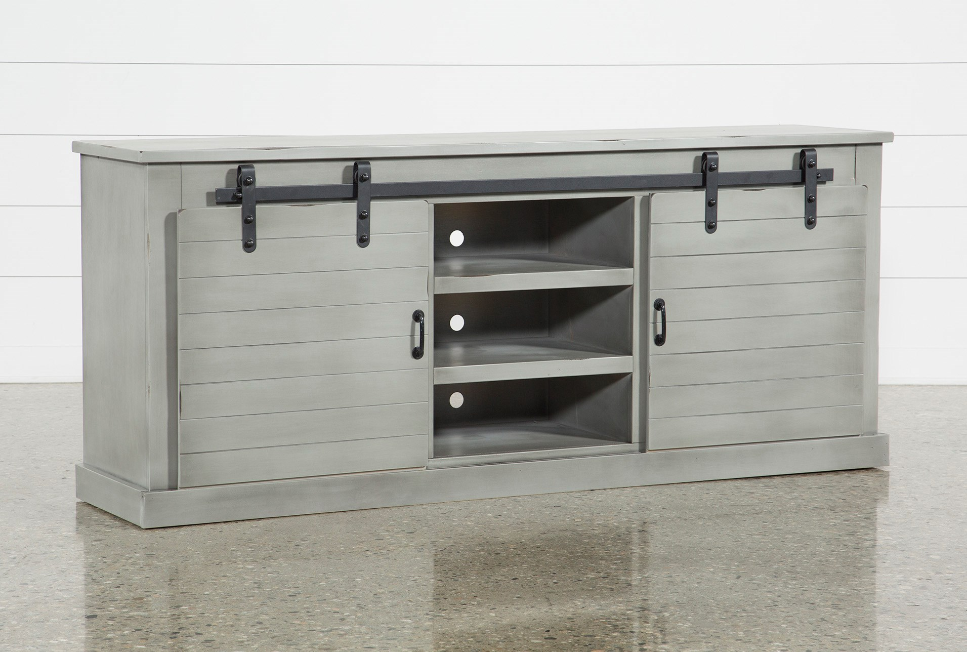 Noah 75 Inch Tv Stand Living Spaces