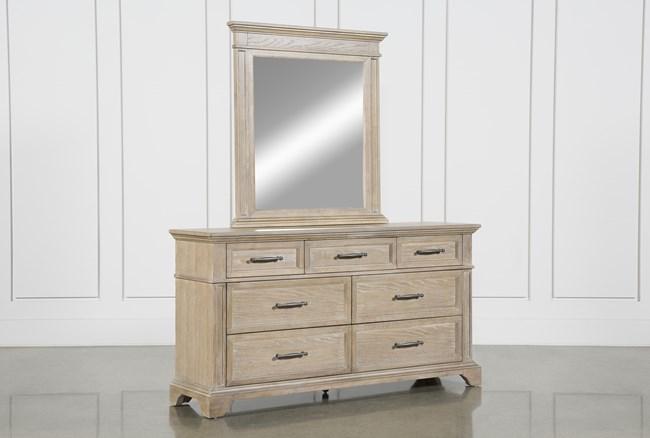 Whitney Dresser/Mirror - 360