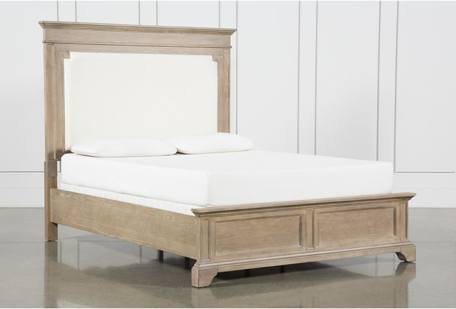 Whitney Queen Panel Bed - 360