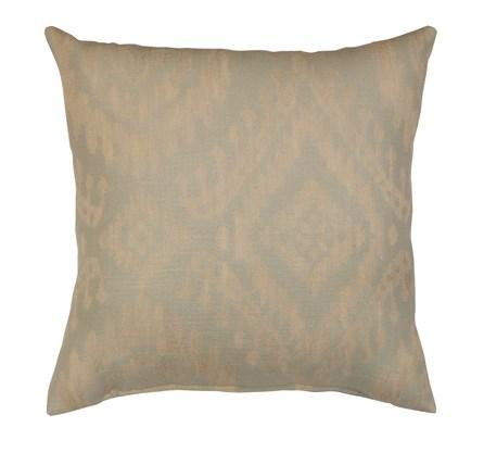 Accent Pillow-Ikat Light Blue 18X18