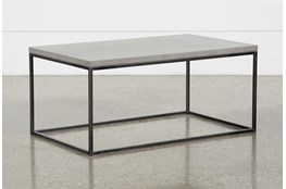 Niles Cement Coffee Table