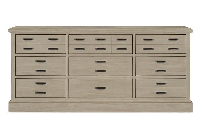 Magnolia Home Hardware Wren Dresser By Joanna Gaines  - 360