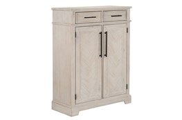 Magnolia Home Station Feather Accent Chest By Joanna Gaines