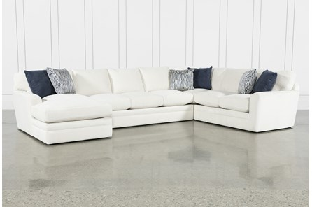 Glamour III 3 Piece Sectional