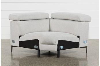 Talin Linen II Corner Wedge W/ Ratchet Headrest