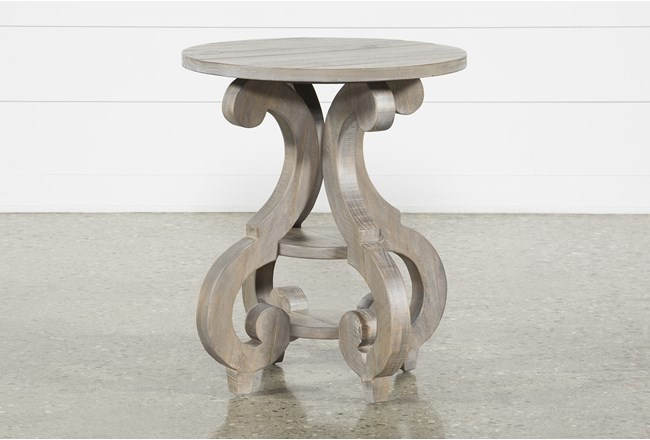Wren Accent Table - 360