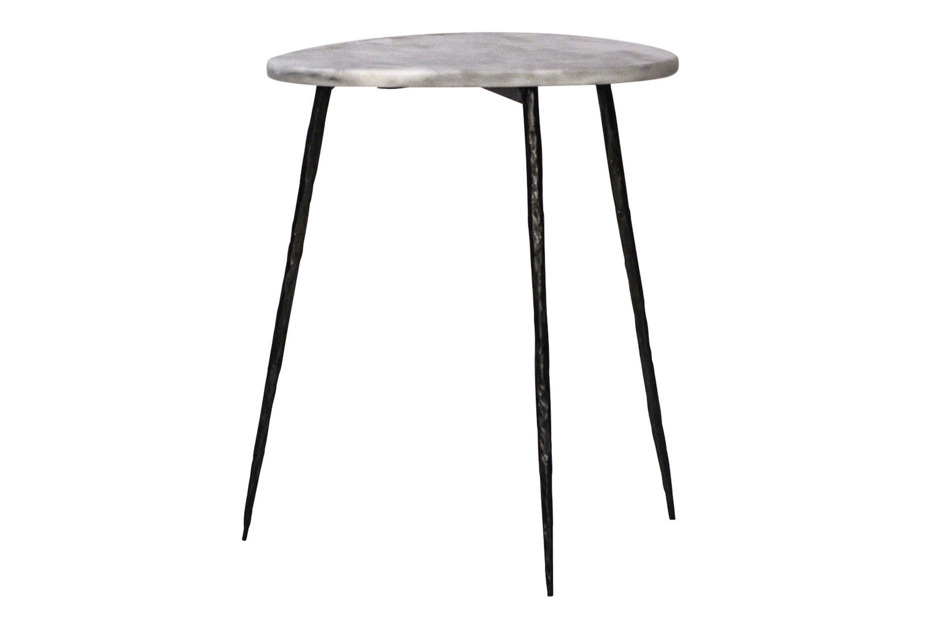 White Marble Side Table   360 Elements. View Size View Size Large View