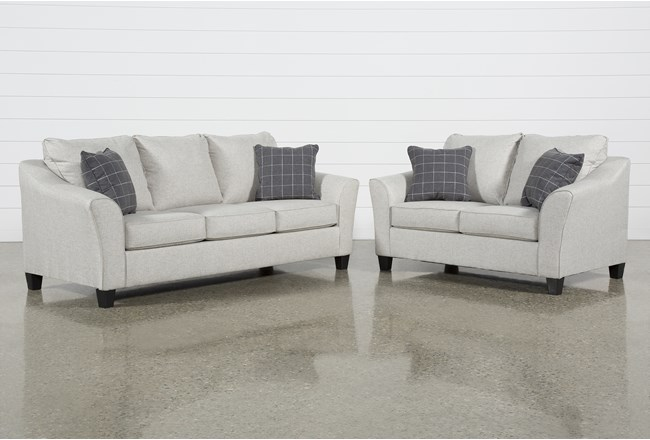 Kinsley 2 Piece Living Room Set - 360