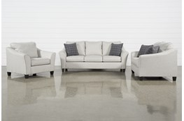 Kinsley 3 Piece Living Room Set