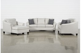 Kinsley 4 Piece Living Room Set