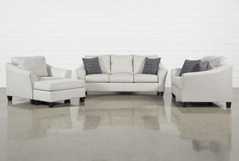 Kinsley 4 Piece Living Room Set