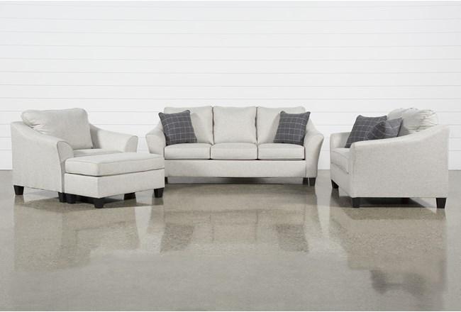 Kinsley 4 Piece Living Room Set - 360