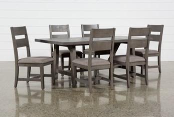 Timber 7 Piece Dining Set