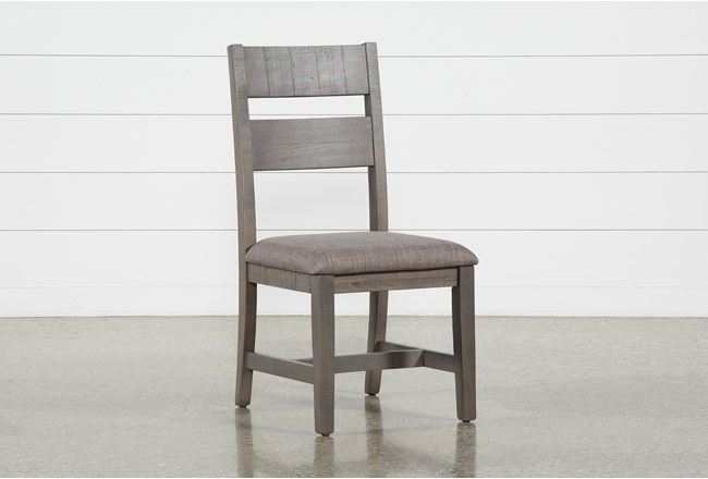 Timber Side Chair - 360