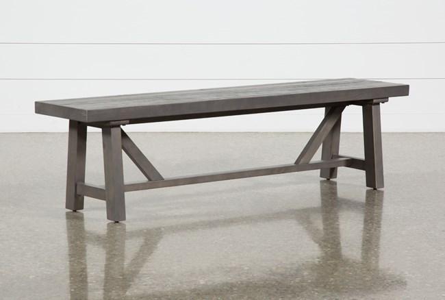 Timber Bench - 360