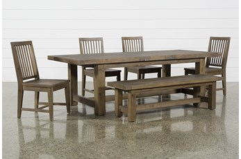 Gables 6 Piece Extension Dining Set