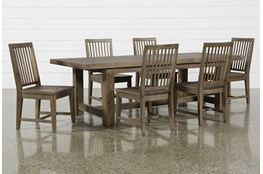 Gables 7 Piece Extension Dining Set