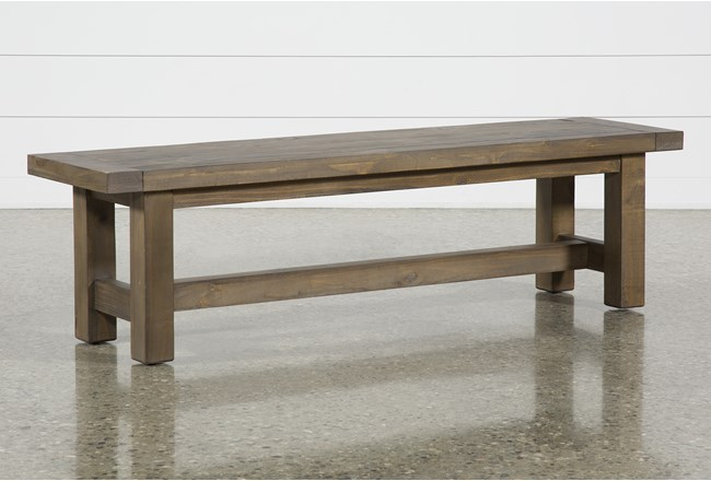 Gables Dining Bench - 360