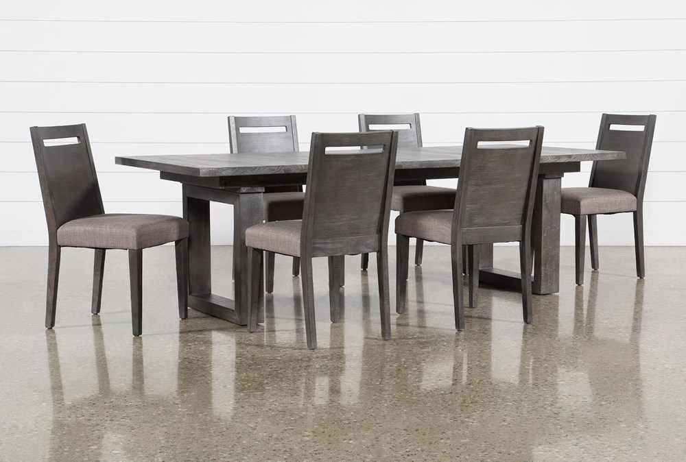 Prat 7 Piece Extension Dining Set