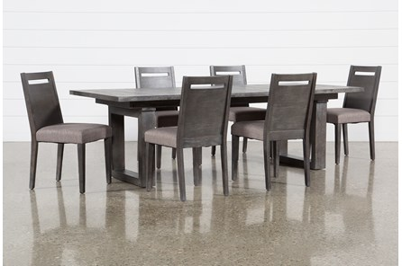 Prat 7 Piece Extension Dining Set - Main